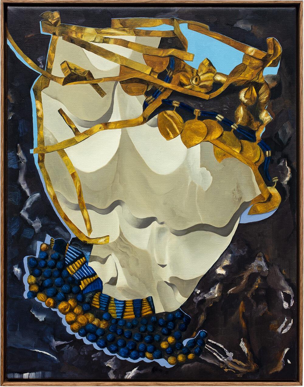 Painting: Pareidolia